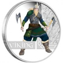 2519-Great-Warrior-Series-2010-Viking-1oz-Silver-Proof-Reverse